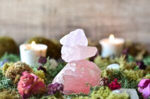 Formation massage cristallo-floral à distance Vendée Ain région Rhône Alpes région Parisienne