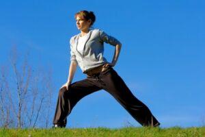 Sophrologie et stretching
